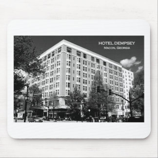 THE HOTEL DEMPSEY, MACON, GEORGIA MOUSE PAD