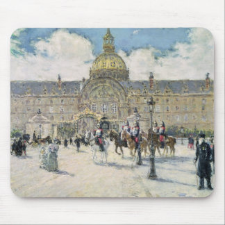 The Hotel des Invalides Mouse Pads