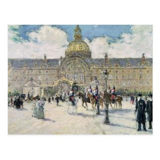 The Hotel des Invalides Postcard