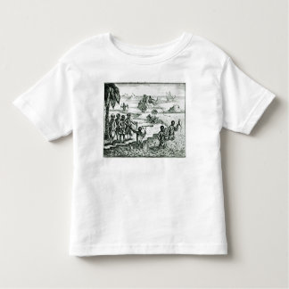 The Hottentot Manner of Fishing Toddler T-shirt