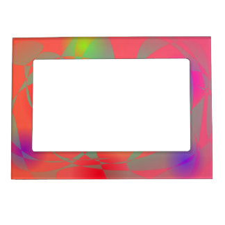 The Hottest Day Picture Frame Magnet