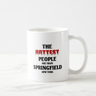 The hottest people are from Springfield Coffee Mug