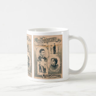 The Houdinis, 'Metamorphosis change in 3 seconds' Coffee Mug