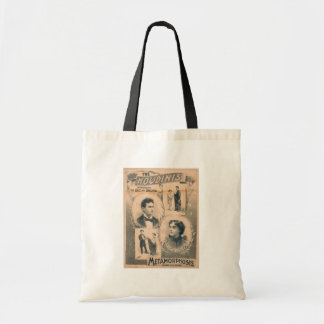 The Houdinis, 'Metamorphosis change in 3 seconds' Tote Bag
