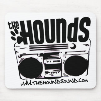 The Hounds Stereo Mousepad