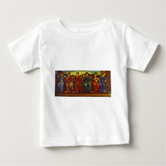 The Hours by Edward Burne-Jones Baby T-Shirt