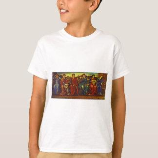 The Hours by Edward Burne-Jones T-Shirt