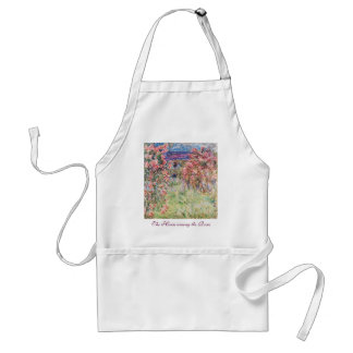 The House among the Roses Adult Apron