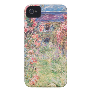 The House among the Roses, Claude Monet iPhone 4 Case