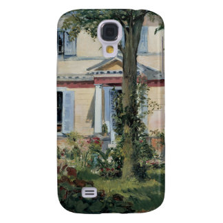 The House at Rueil, 1882 - Edouard Manet Galaxy S4 Case