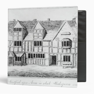 The House in Stratford-upon-Avon Binder