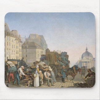 The House Movers, 1840 Mouse Pad