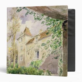 The House of Armande Bejart  in Meudon, c.1906 Binder