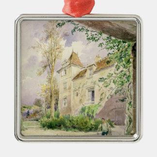 The House of Armande Bejart  in Meudon, c.1906 Metal Ornament
