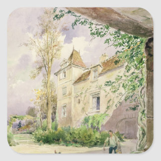 The House of Armande Bejart  in Meudon, c.1906 Stickers