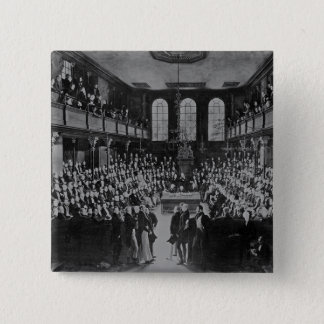 The House of Commons, 1833 Button