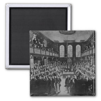 The House of Commons, 1833 Magnet
