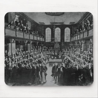 The House of Commons, 1833 Mouse Pad