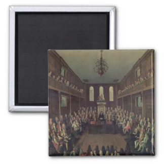 The House of Commons in Session, 1710 Magnet