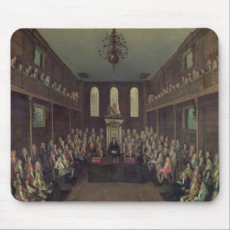 The House of Commons in Session, 1710 Mouse Pad
