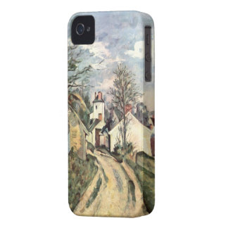 The House of Doctor... by Cezanne iPhone 4/S Case