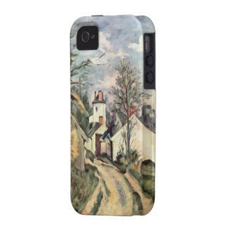 The House of Doctor... by Cezanne iPhone 4/S Case iPhone 4 Cover