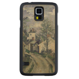 The House of Doctor Gachet  at Auvers, 1872-73 Carved® Maple Galaxy S5 Case