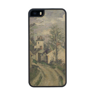 The House of Doctor Gachet  at Auvers, 1872-73 Carved® Maple iPhone 5 Case
