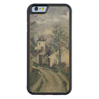 The House of Doctor Gachet  at Auvers, 1872-73 Carved® Maple iPhone 6 Bumper