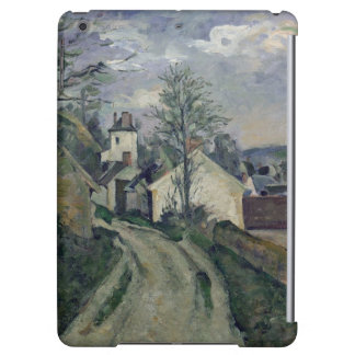 The House of Doctor Gachet  at Auvers, 1872-73 Cover For iPad Air