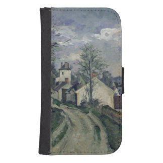 The House of Doctor Gachet  at Auvers, 1872-73 Galaxy S4 Wallet Case