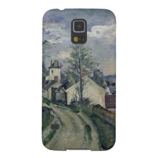 The House of Doctor Gachet  at Auvers, 1872-73 Galaxy S5 Covers