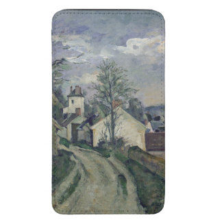 The House of Doctor Gachet  at Auvers, 1872-73 Galaxy S5 Pouch