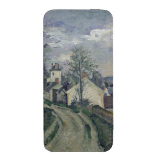 The House of Doctor Gachet  at Auvers, 1872-73 iPhone 5 Pouch