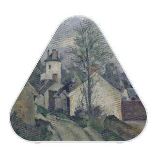 The House of Doctor Gachet  at Auvers, 1872-73 Bluetooth Speaker