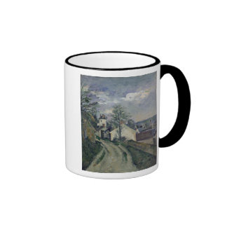 The House of Doctor Gachet  at Auvers, 1872-73 Ringer Coffee Mug