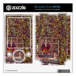 The House of Guard by Gustav Klimt Skins For The Zune