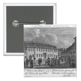 The house of Johan Wolfgang von Goethe  in Button