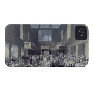 The House of Lords, Her Majesty opening the Sessio Case-Mate iPhone 4 Case