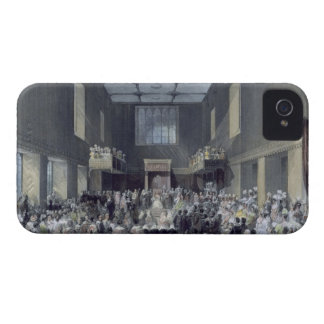 The House of Lords, Her Majesty opening the Sessio iPhone 4 Case