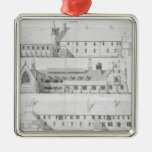 The House of Mercy, Clewer, c.1853 Metal Ornament