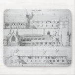 The House of Mercy, Clewer, c.1853 Mousepad
