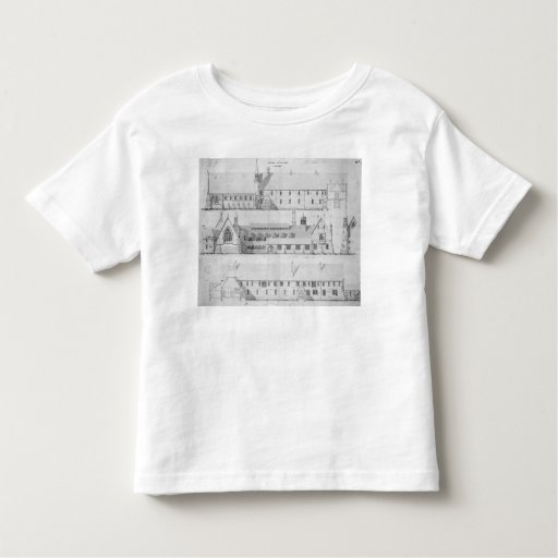 The House of Mercy, Clewer, c.1853 T-shirt