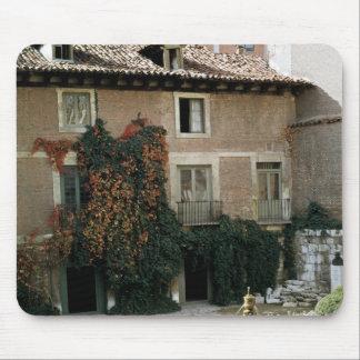 The house of Miguel Cervantes Mouse Pad