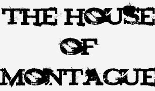 house of montague