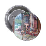 THE HOUSE OF MY NONNA PINBACK BUTTON