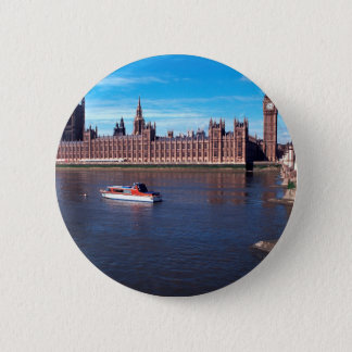 the House of Parliament , London , England Button