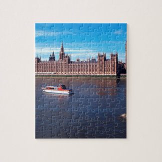 the House of Parliament , London , England Jigsaw Puzzle