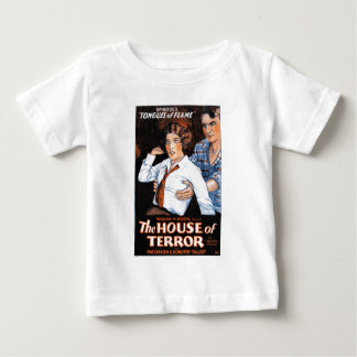 The House of Terror #2 - Tongues of Flame Baby T-Shirt
