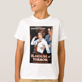 The House of Terror #2 - Tongues of Flame T-Shirt